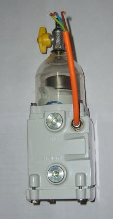 Bahan Bakar 600FG pemisah air dengan pemanas (seperti SWK separ 2000/10) akan datang segera