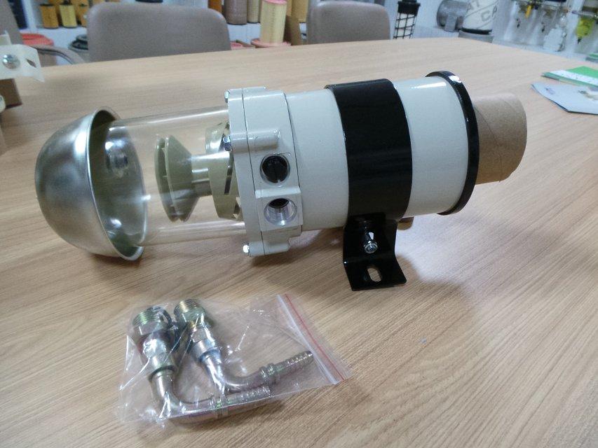 Baru turbin Kelautan seri bahan bakar air pemisah 900MA (sebagai RACOR 900MA) telah diluncurkan
